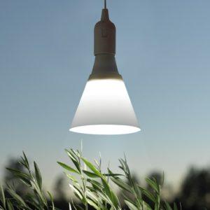 Växtbelysning lampskärm + lampsladd