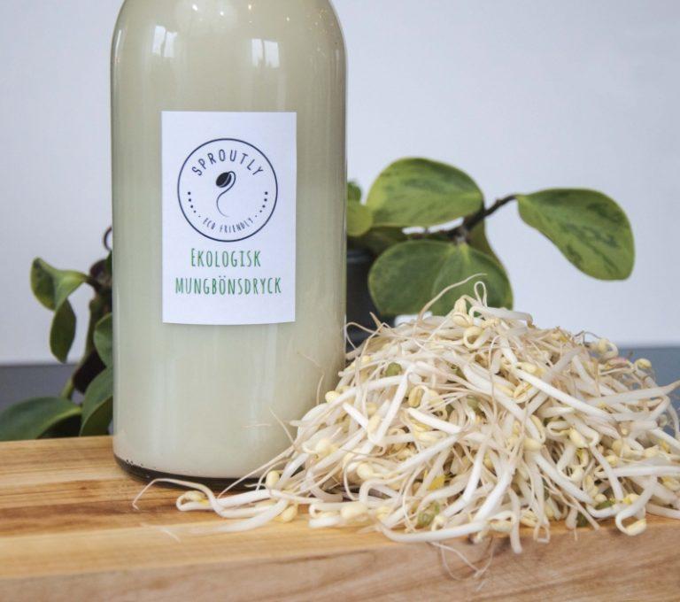 Groddad mungbönsmjölk recept