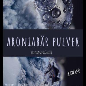 Aroniabär Raw EKO 150g