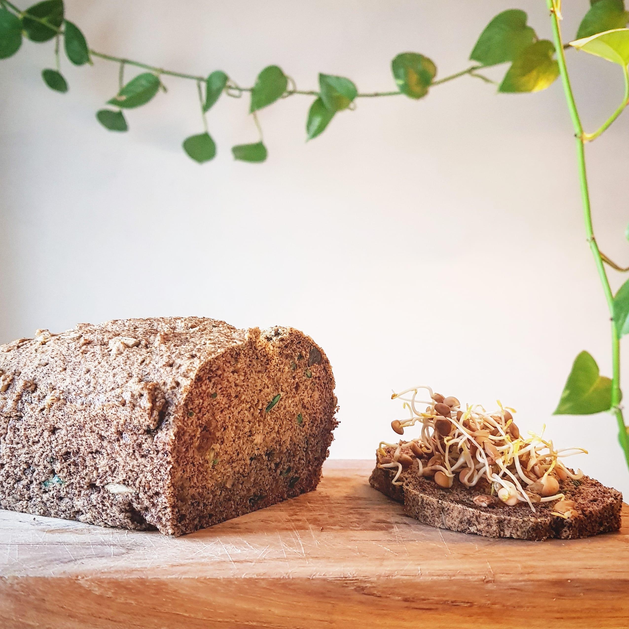 Eva's Glutenfria Groddade bröd