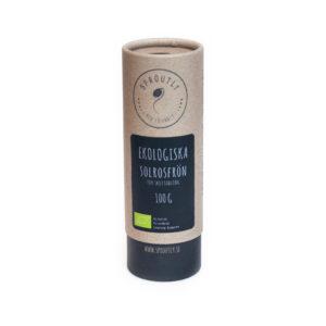 Solrosfrön med skal (microgreens) EKO