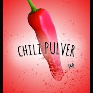 Chili pulver EKO 100 g