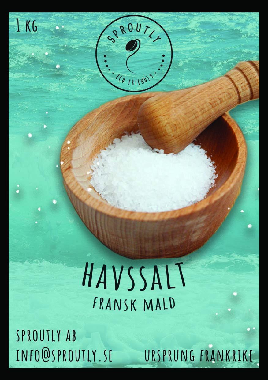 Kissar du alldeles för ofta? Saltet kan vara en lösning.