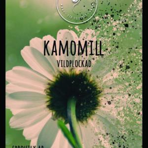 Kamomill VILDPLOCKAD 100 – 250 g