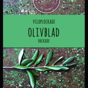 Olivblad hackade VILDPLOCKAD